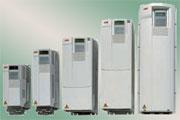 Преобразователи частоты ABB ACS400